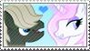 .:request:. FleurBell Stamp by schwarzekatze4