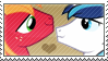 .:request:. ShiningMac Stamp by schwarzekatze4