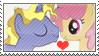 .:request:. PonetTwister Stamp by schwarzekatze4