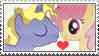 .:request:. PonetTwister Stamp by schwarzekatze4