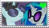.:request:. NeonScratch Stamp by schwarzekatze4