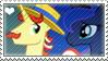 .:request:. FlamLuna Stamp by schwarzekatze4