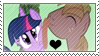 .:request:. TwiMac Stamp by schwarzekatze4
