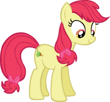 Harmony Crusaders: Apple Bloom by schwarzekatze4