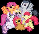 Harmony Crusaders: Best friends