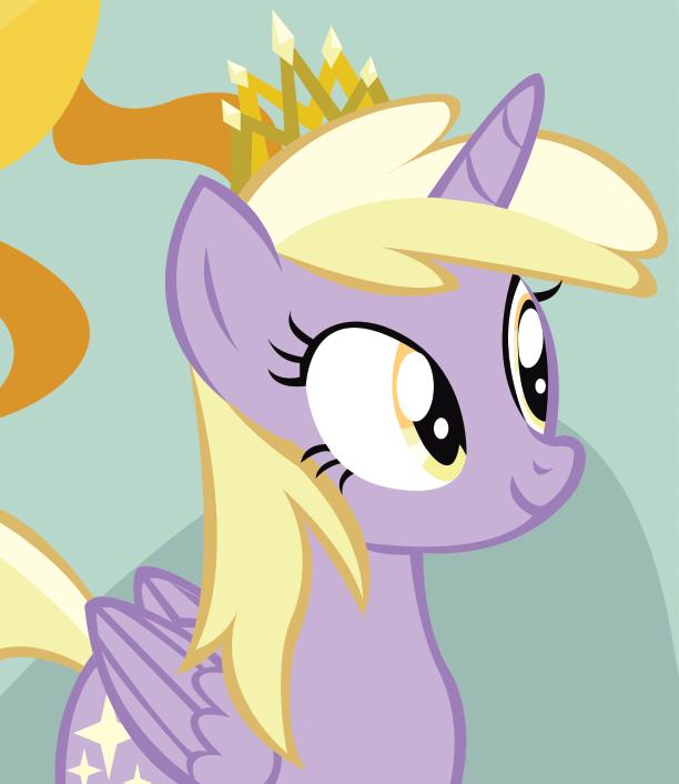AU: Princess Dinky Doo by schwarzekatze4