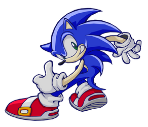 Super Smash Brawl : Sonic by lightning-claymore