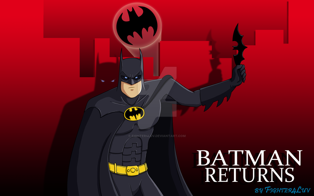 Batman Returns TAS style by Fighter4luv