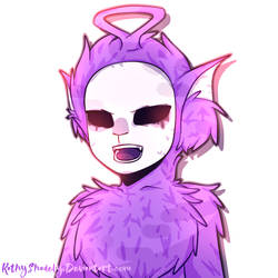 slendytubbies-Tinky winky by KathyShadely