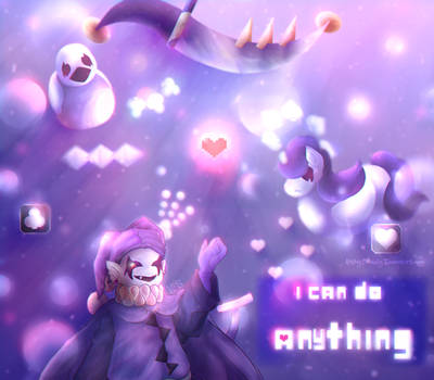 I CAN DO ANYTHING by KathyShadely