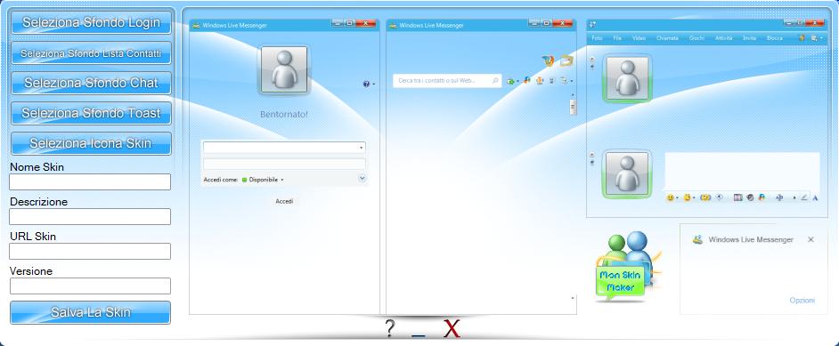 MSN Skin Maker 3.0