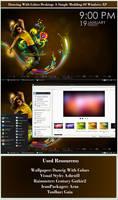Dancing With Colors Desktop