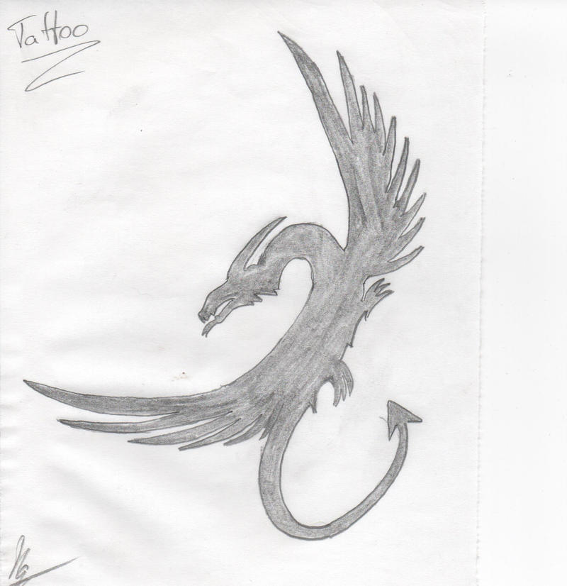 Tattoo 001 by Bapho0815