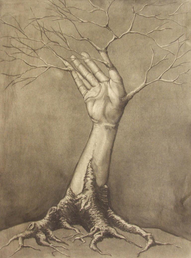 tree limb by malignanttoast on deviantart