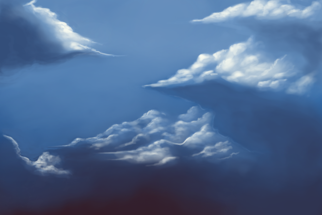 Clouds. by Malignanttoast