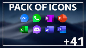ICON PACK FOR ROCKET DOCK