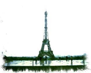 La Tour Eiffel by CountTo108