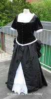 Victorian Evening wear.