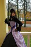 Liliac victorian gothicdress2