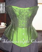 1891 corset by BlackvelvetSITC