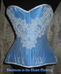S Curve corset Edwardian 45 cm waist