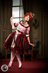 Marie Antoinette Lolita Gown
