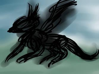 Depressed Wraith by AquaPyrofan