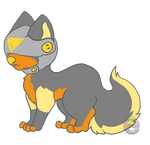 Unnamed (Hood Pup) by AquaPyrofan