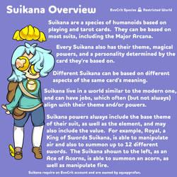 Suikana Guide - Overview by AquaPyrofan