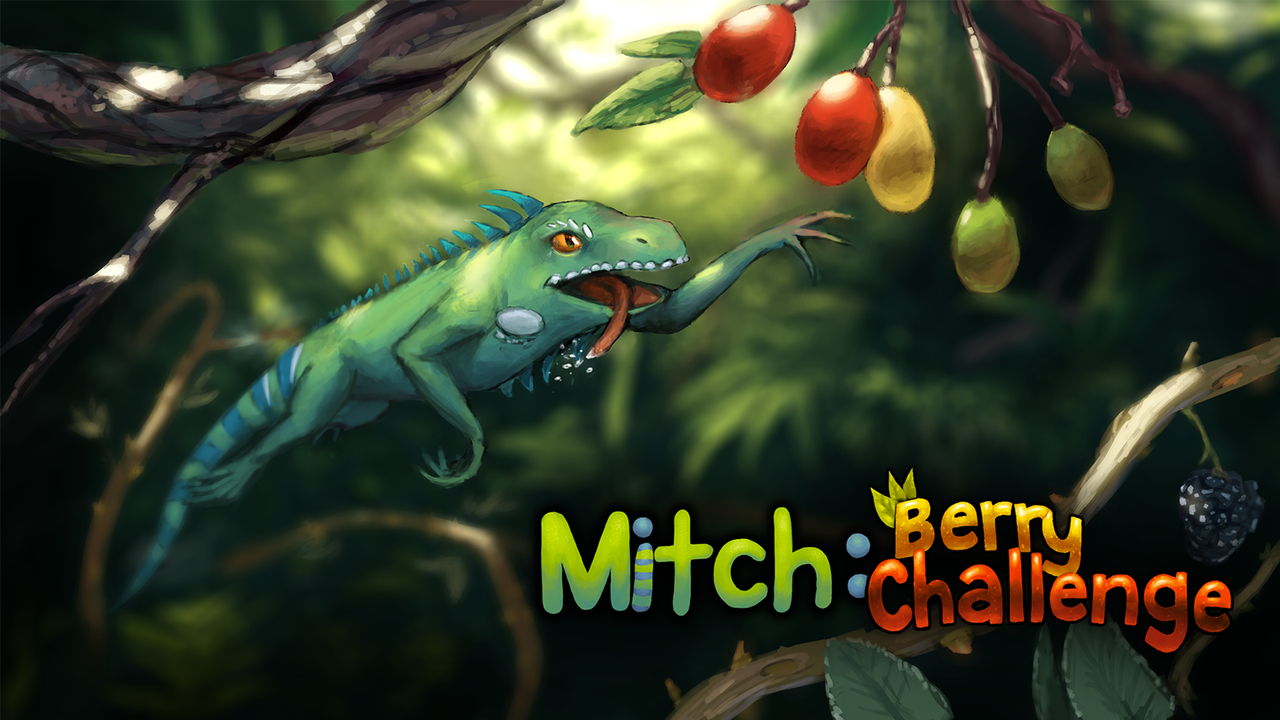 Mitch: Berry Challenge by stickerb