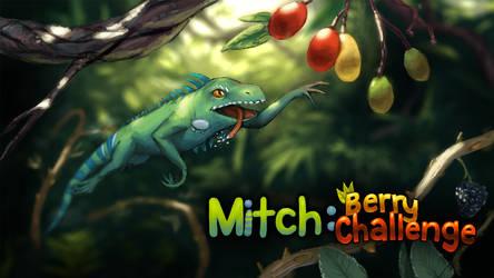 Mitch: Berry Challenge by stickerb