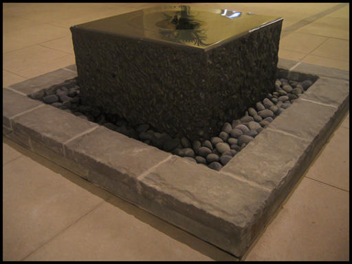 zen fountain by mobudaki