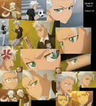 Toshiro Collage by Elaine191