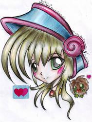 Dark Magician girl cuttie