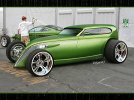 Tribute to Chip Foose by BarneyHH