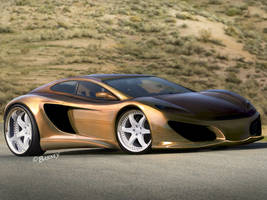 McLaren CCC compact by BarneyHH