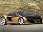 McLaren CCC compact