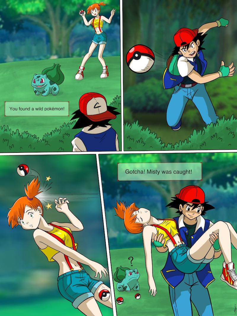 Gotta Catch Em A Pokemon Ko Comic 631515637