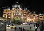 Flinders St Melbourne