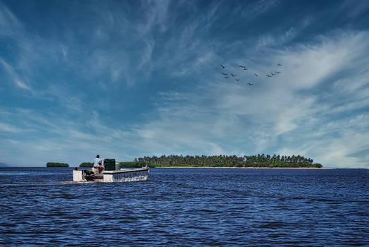 Fiji workboat