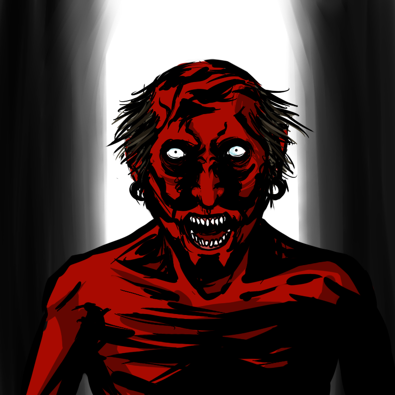insidious demon drawingInsidious Demon Drawing