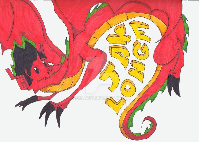 - American Dragon: Jake Long - by toonartt