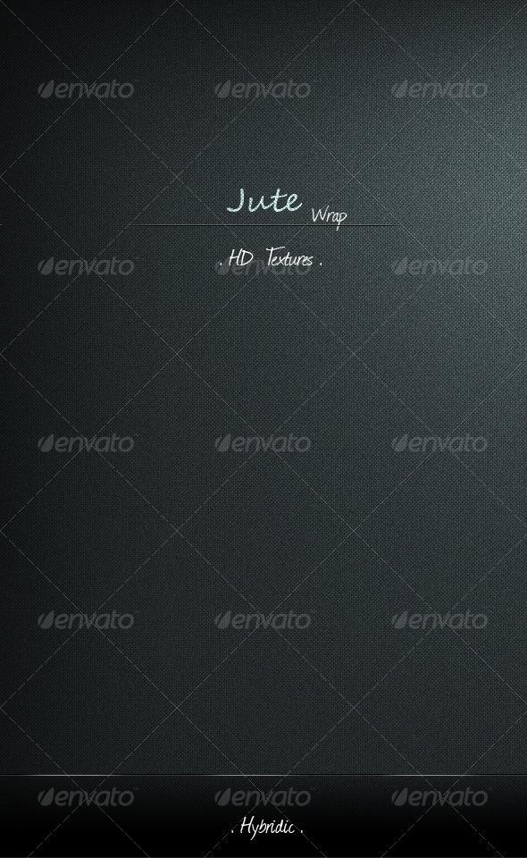 Jute Wrap by hybridic