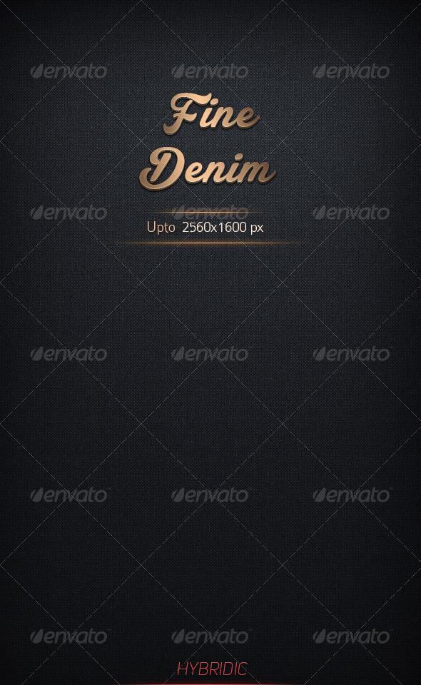 FINE DENIM by hybridic