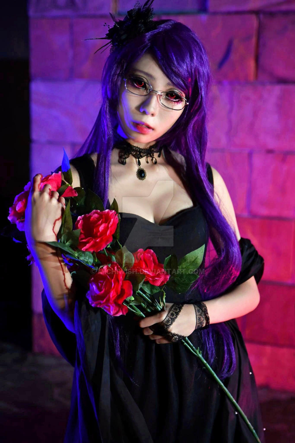 cosplay rize ghoul Tokyo
