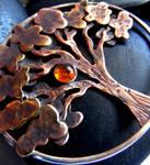 Amber Sun Tree