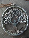 Mother Tree Necklace