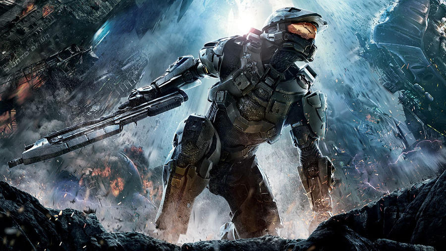 Halo 4 by asmar92