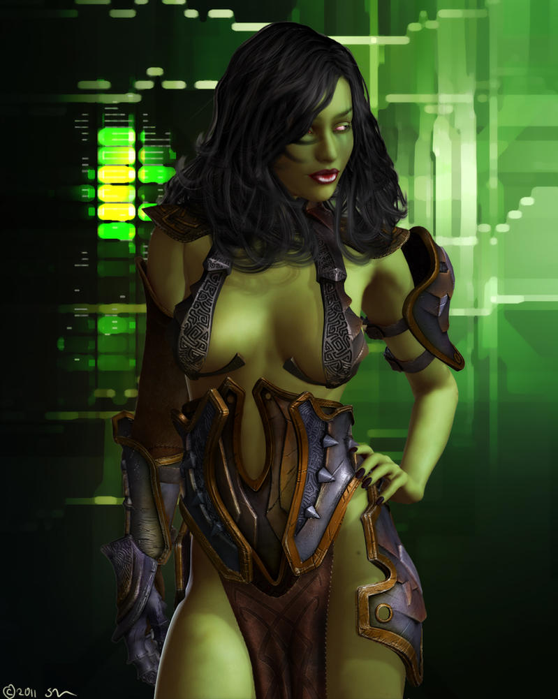 nude orion slave girls