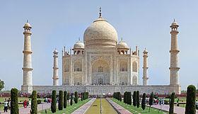 Taj Mahal by purukp2000